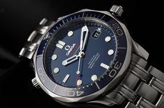New Omega Seamaster - simply wonderful #watch