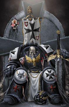 WH40k, Black Templar