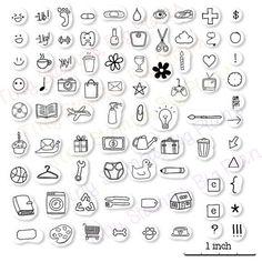 sellos planner icons - Buscar con Google