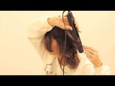 How to do Wavy Hair with GHD