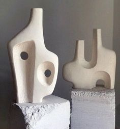 Home Design & Decor,Wall decoration,Abstract design,How do you Home Design? Discover home decor, designs, DIY ideas and more. Earthenware Clay, Ceramic Clay, Ceramic Pottery, Pottery Art, Sculptures Céramiques, Art Sculpture, Pottery Sculpture, Ceramic Sculptures, Bronze Sculpture