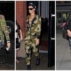 在向來走在潮流最前端的超模卡拉Cara Delevingne、歌手蕾哈娜Rihanna以及《決戰時裝伸展台》的超模主持人...