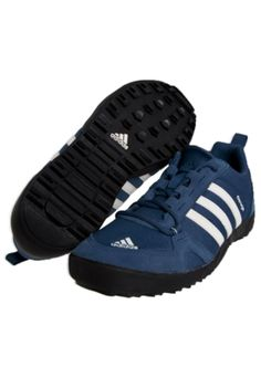 size 40 e0bb4 f133e Tênis adidas Daroga Canvas Azul - Compre Agora  Dafiti Sports Trail Shoes,  Double Denim