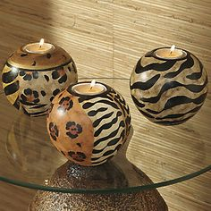 Make one special photo charms for your pets, compatible with your Pandora bracelets. Possible gourd idea New dining room decor is gonna be safari! Safari Home Decor, Safari Decorations, Safari Theme, Animal Print Bedroom, Animal Print Decor, Animal Prints, Cheetah Bedroom, Animal Print Furniture, Safari Living Rooms