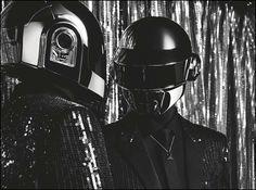 Daft Punk and their Random Access Memories on Moodtopia