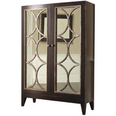 I pinned this Cosmopolitan Curio Cabinet II from the Habersham event at Joss and Main!