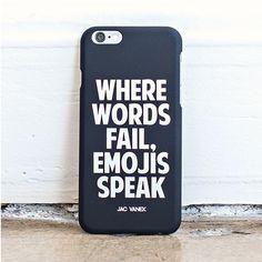 Emojis Speak - iPhone 6 Case