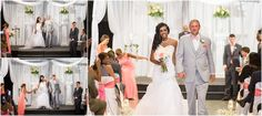 Columbus ga Trade Center wedding photograph