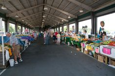 IN OUR COMMUNITY: #Raleigh Farmer's Market - a staff favorite!