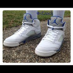 Air Jordan Retro V Stealth #jordan #airjordan #sneakers