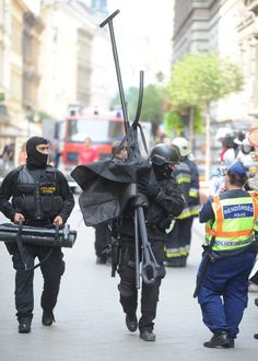 . Police, Special Forces, Law Enforcement, Motorcycle Jacket, Snipers, Punk, Military, Hungary, Weapons