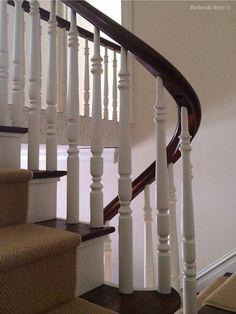 Farmhouse ~ Stairs ~