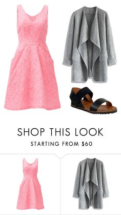 """party outfit"" by jessica-rose-lentz on Polyvore featuring YOANA BARASCHI, Chicwish and Miz Mooz"