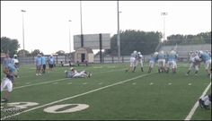 When this football player went above and beyond: | 21 Times Quick Reflexes Saved The Day