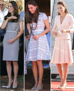 Duchess Catherine Kate's Tour Style By The Numbers (and why this Australia Royal Tour 2014 wardrobe was different)    » What Kate Wore