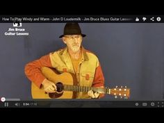 Acoustic Blues Guitar Lessons - How To Play Blues Guitar - http://www.play-blues-guitar.eu - YouTube