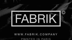 Fabrik, la #startup d'impression 3D qui va bientôt faire beaucoup de bruit ! Avec @Nicomac1 : http://www.fabrik.company/