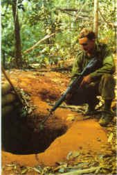 Tunnel Duty. The tunnel rats were among the bravest in Vietnam, doing a job that not many others could, or would care to do.