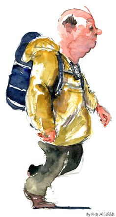 Why carry a heavy backpack when we can do it for you?  http://www.southdownsdiscovery.com/baggage-transfer.php