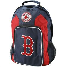 Boston Red Sox Navy Blue Southpaw Backpack