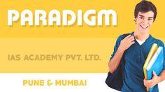 Paradigm academy: Civil Services Coaching Institute in Pune, India