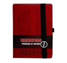Marvel Premium Notizbuch