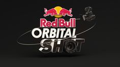 RED BULL – ORBITAL SHOT 3D logo