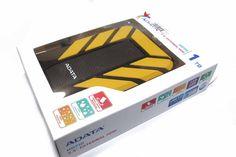 Внешний HDD A-Data 1 TB HD710 жёлтый, USB 3.0  Внешний HDD A-Data 1 TB HD710 жёлтый, USB 3.0