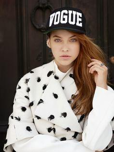 Barbara Palvin for Vogue Japan