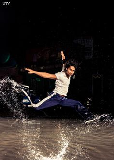 Salman Yusuff Khan Pics  From the Movie ABCD - Any Body Can Dance India's first 3D Dance Film