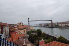 #Portugalete, puente colgante