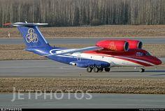 RA-74015. Antonov An-74.