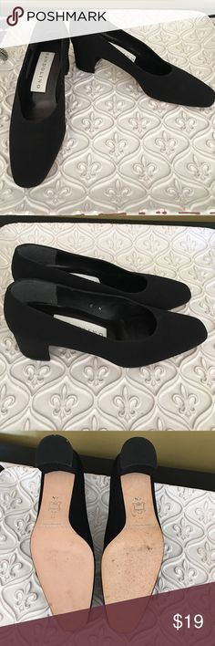Bandolino Chunky Heels (Size 6) Cute and comfy chunky heels by Bandolino. Worn one time, extremely comfortable. LIKE NEW!! Bandolino Shoes Heels