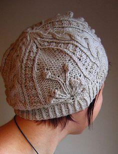 Kaura hat pattern by Mari Muinonen / tikru