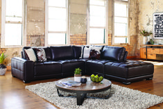 Palliser Norwood Reclining Sectional Canadian Made
