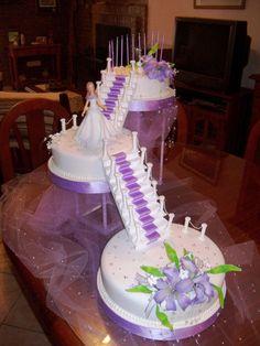 tortas Para Xv Anos | Cada torta es un pequeño sueño hecho realidad. Amo la felicidad que ...