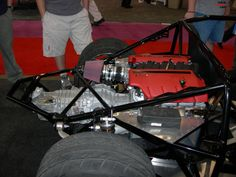 FactoryFive GTM chassis