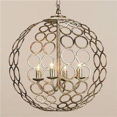 Kitchen -  Circlet Sphere Chandelier