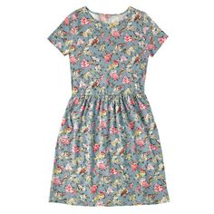 Blossom Birds Gathered Dress | Cath Kidston |