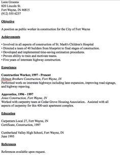 Marketing Resume Examples  HttpResumesdesignComMarketing