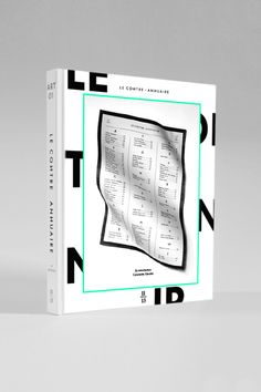 Studio L'Etiquette is a multi-discplinary studio of creation on Paris. Created by Alma de Ricou and Manon Engel. Graphic Design Books, Graphic Design Layouts, Graphic Design Typography, Graphic Design Inspiration, Web Design, Print Design, Book Cover Design, Book Design, Mises En Page Design Graphique