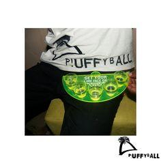 #PuffyBall