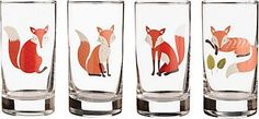 Paper Source Fox Glasses