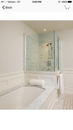 36 x 36 shower 11 ft wall