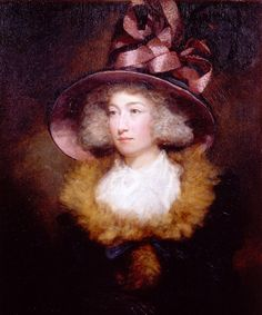 Portrait of Marie Dauncey, 1789, by James Northcote