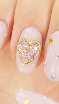 Pin on Nail Designs Pin on Nail Designs Nail Art Designs Videos, Nail Art Videos, Nail Designs, Nail Art Images, Gel Nails, Acrylic Nails, Nail Polish, Glitter Manicure, Art Deco Nails