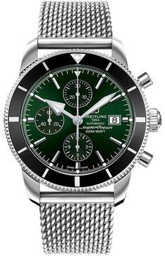 Buy Breitling Superocean Heritage Men's Watches on Sale Breitling Superocean Heritage, Breitling Navitimer, Breitling Watches, Watches For Men Unique, Vintage Watches For Men, Luxury Watches For Men, Cool Watches, Men's Watches, Casual Watches