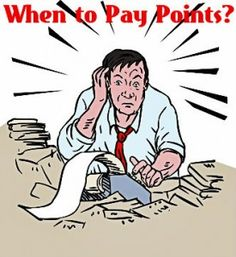 When should you pay points when buying a home andgetting a mortgage: http://massrealestatenews.com/when-to-pay-points-on-a-mortgage-loan/ #mortgage #realestate