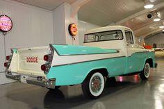 1958 Dodge D100 Sweptside Pick-Up