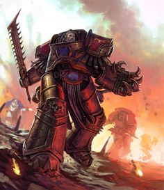 World Eaters (pre heresy)